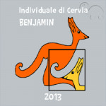 Gara individuale di Cervia - categoria Benjamin 2013