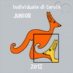 Gara individuale di Cervia - categoria Junior 2012