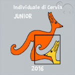 Gara individuale di Cervia - categoria Junior 2016