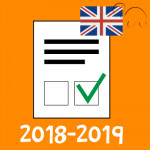 Invalsi Inglese Medie A.S. 2018-19